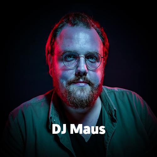 Bruiloft en Feest DJ- DJ voor Jou-dj maus