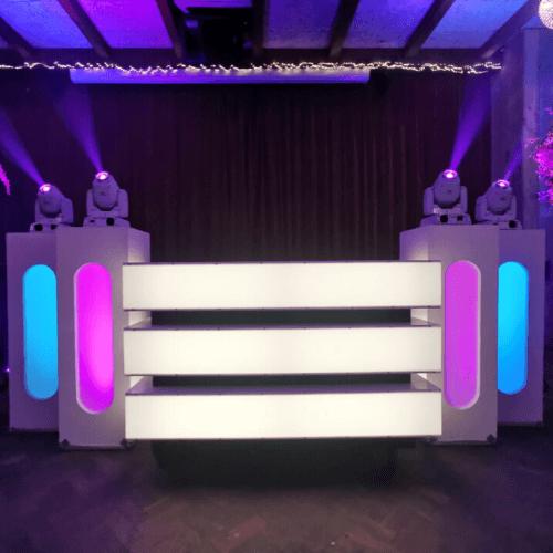 Bruiloft DJ-DJ Bruiloft-Overijssel-square de luxe show