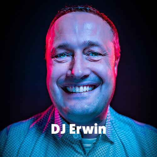 DJ Erwin-Bruiloft en Feest DJ- DJ voor Jou