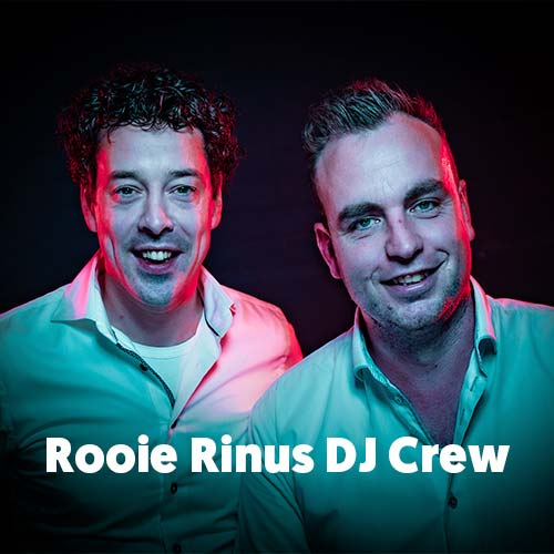 Rooie Rinus-Bruiloft en Feest DJ- DJ voor Jou