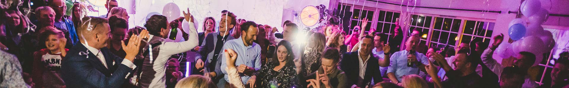 Bruiloft DJ-Djvoorjou